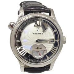 Chopard L.U.C. Strike One Automatic Chronometer White Gold Men's Watch