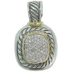 David Yurman Diamond Pave Enhancer