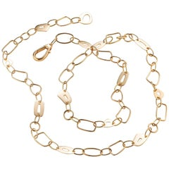 18 Karat Mattioli Puzzle Necklace