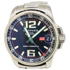 Chopard Gran Turismo Stainless Steel Bezel Bracelet Automatic Men's Watch
