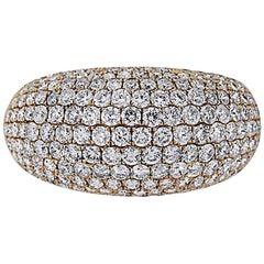 2.75 Carat Round Diamond Ring