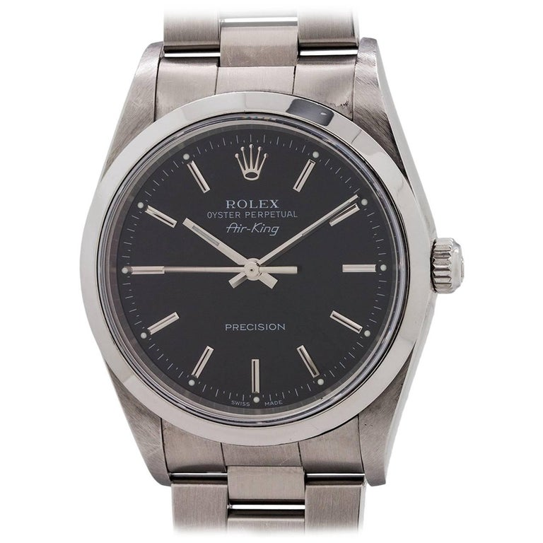 Rolex Oyster Perpetual Airking Ref 14000M, circa 2005