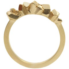 18 Karat Gold Super Fine Ring