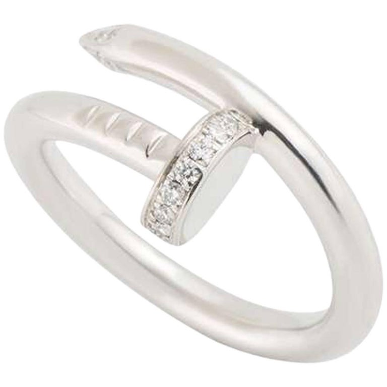 42a366a8dd37b Cartier Juste Un Clou Ring