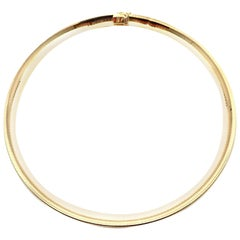 Van Cleef & Arpels Snake Collar Yellow Gold Chain Necklace