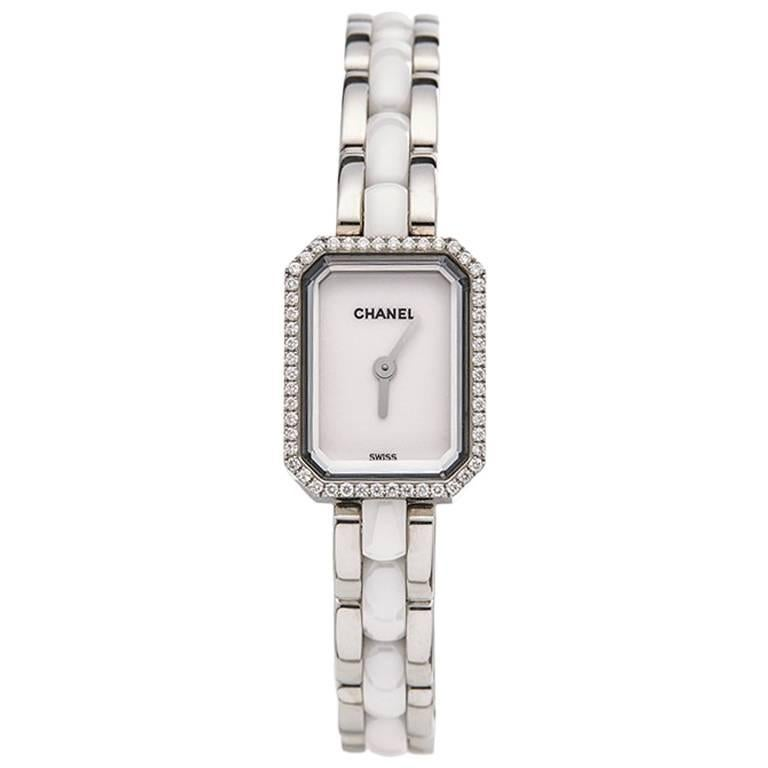 Chanel Premiere Stainless Steel Women's H2132