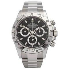 Rolex Daytona Chronograph Stainless Steel Men's 116520