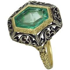 Mario Buccellati 1927 Ring Made for Gabriele d'Annunzio