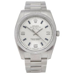 Rolex Air King Stainless Steel Unisex 1144210