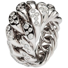 Monica Bonvicini Collection Chain Ring Classic