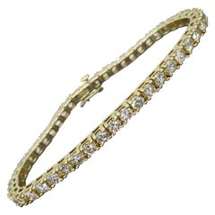 6.00 Carat Diamond Tennis Bracelet