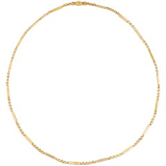 19th Century Georgian Gold Chain Necklace