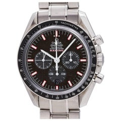 Omega stainless steel Speedmaster Racing Automatic wristwatch Ref 359.259, c2006