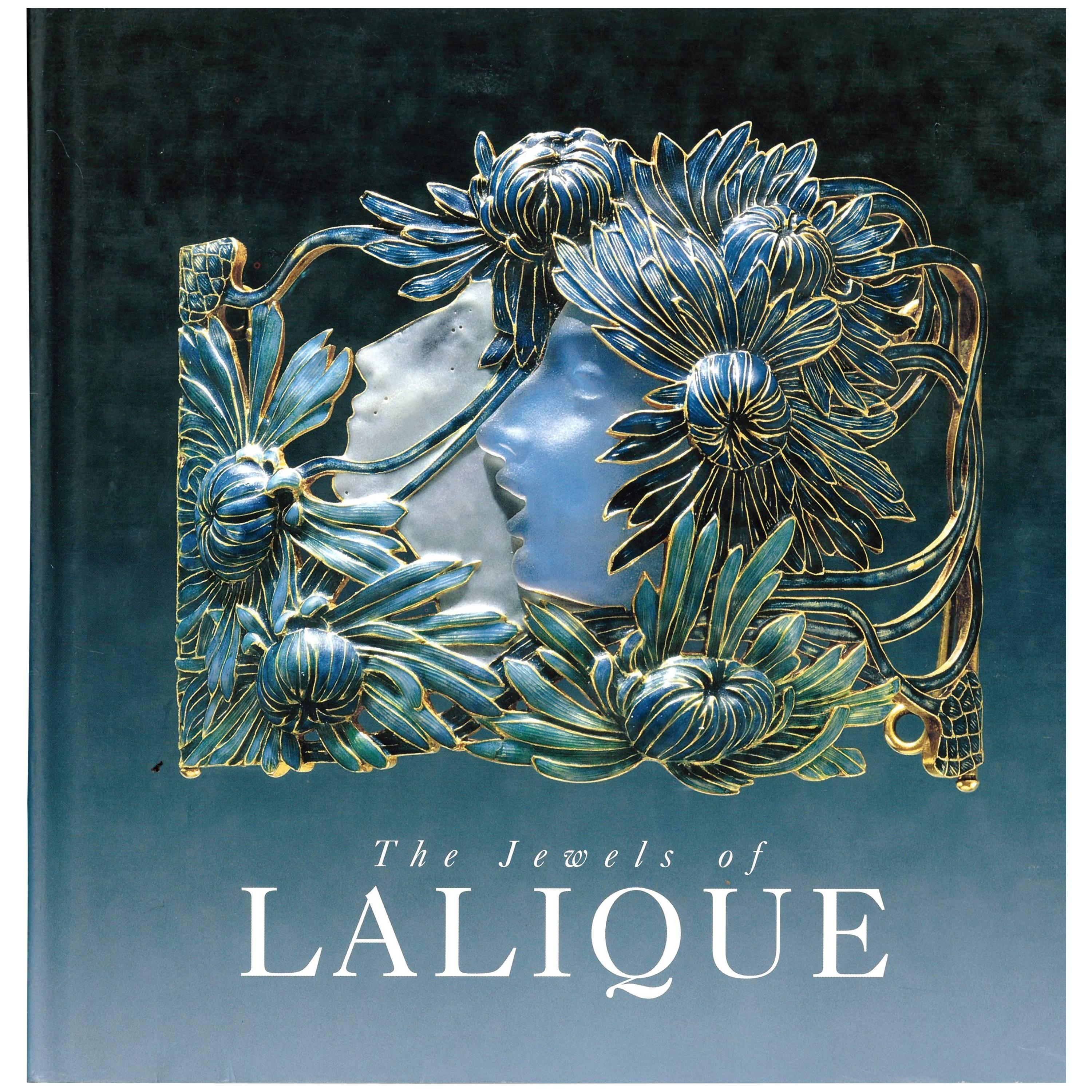 """""""Jewels of Lalique"""" Book"""