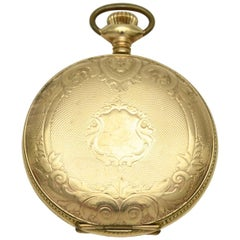 Arcadian Pocket Watch with Triple Hunter Case