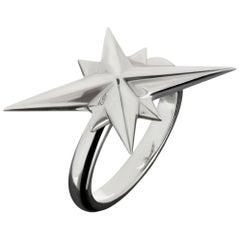 TPL Silver Star Ring