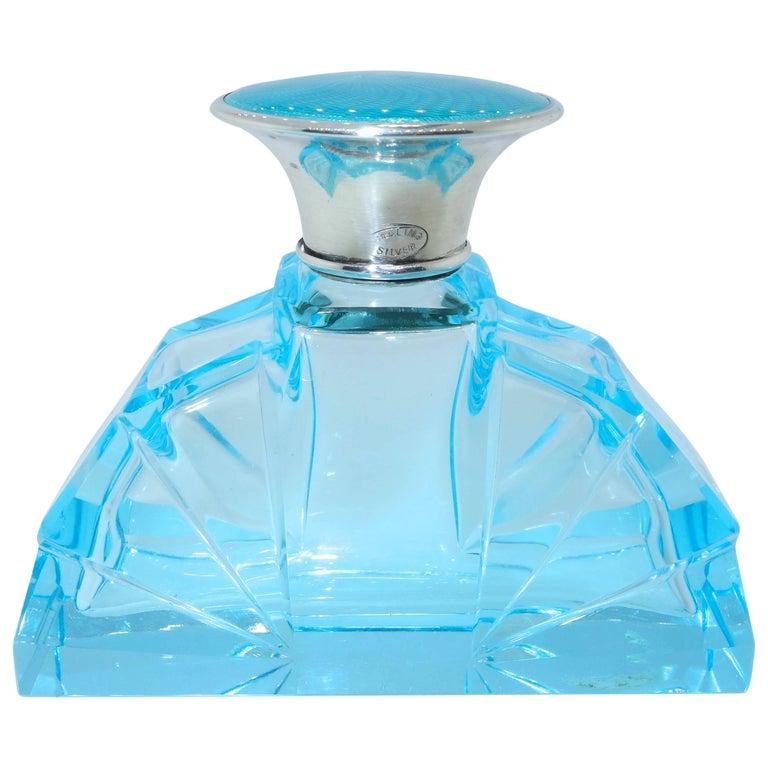 Art Deco Perfume Bottle, circa 1920