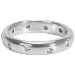 Tiffany & Co. Etiole Diamond Band in Platinum 0.22 Carat