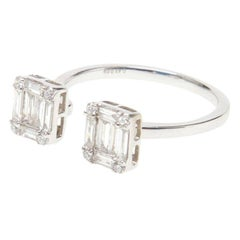 Double Rectangle Ring