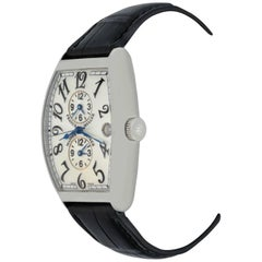 Franck Muller Master Banker Dual Time Zone Automatic Wrist Watch