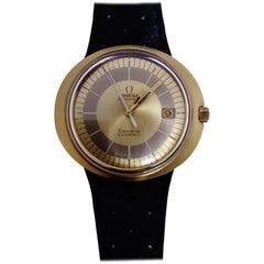 1978 Omega Dynamique Wristwatch