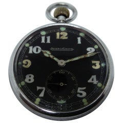 1940 Jaeger-LeCoultre Pocket Watch