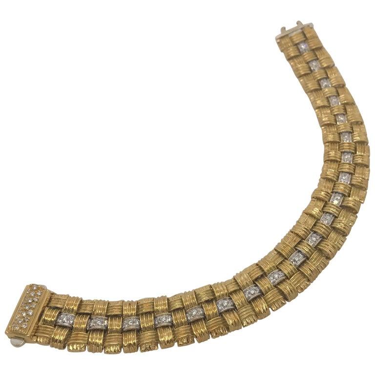 "Vintage Roberto Coin ""Appassionata"" Bracelet"