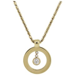 Roberto Coin Cento Diamond Pendant Necklace