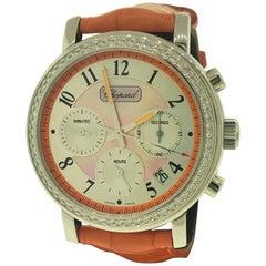Chopard Ladies Stainless Steel Mille Miglia Elton John Automatic Wristwatch