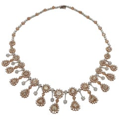 Diamond Queen Necklace