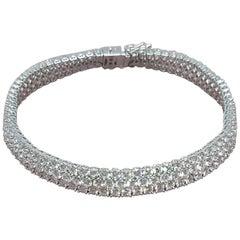 Diamond Twisted Bracelet