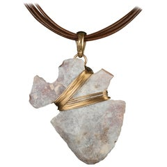 Mayan Flint Necklace