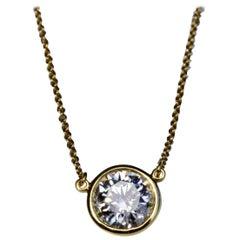 Tiffany & Co. Peretti Diamond Necklace