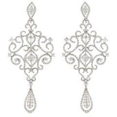 Diamond Princess Earring