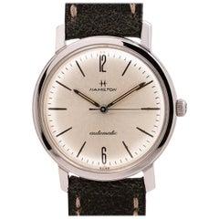 Hamilton Stainless Steel Automatic Wristwatch, circa 1960s