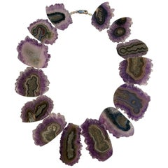 Karolin Amethyst Necklace