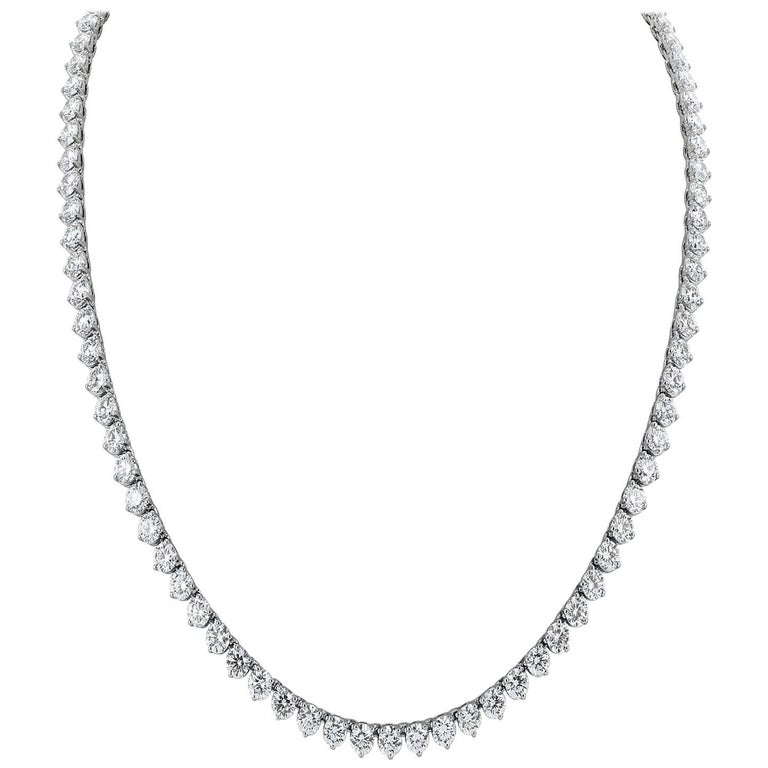 51.60 Carat Opera, Diamond Necklace