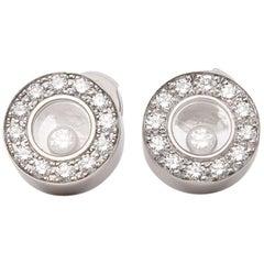 Chopard Miss Happy Diamond Earrings