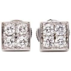 Bulgari Diamond Lucea Earrings