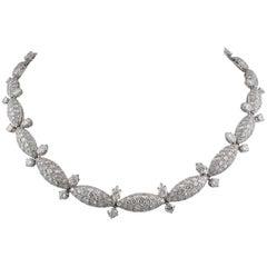 Harry Winston Diamond Necklace 45 Carat