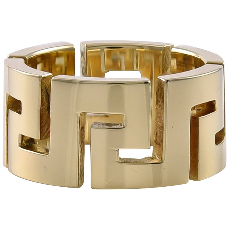 Tiffany & Co. Gold Ring