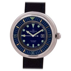 Aquadive stainless steel 1000 self winding wristwatch, circa 1960s