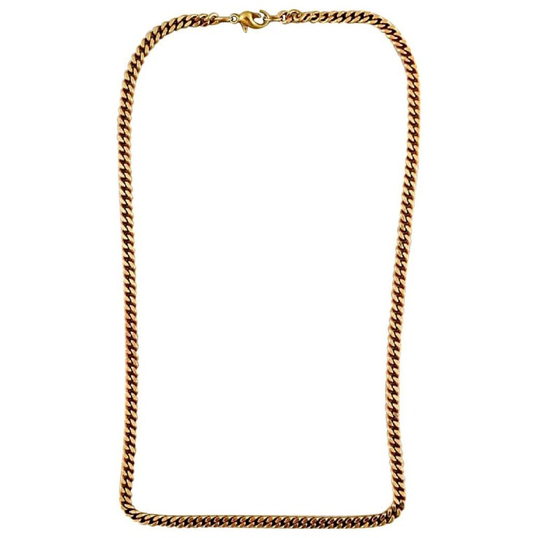 Necklace in 14 Carat Gold