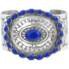 Mabel Kee Lapis and Sterling Cuff