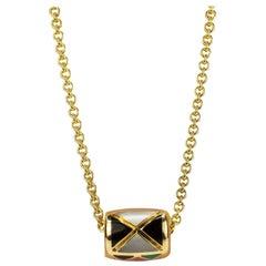 Asch Grossbardt Gold Necklace