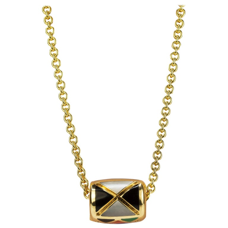 Asch Grossbardt Gold Necklace