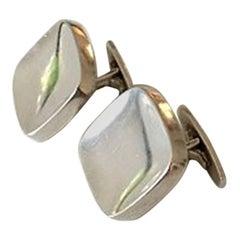Bent Knudsen Sterling Silver Cufflinks #10