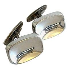 Bent Knudsen Sterling Silver Cufflinks #20