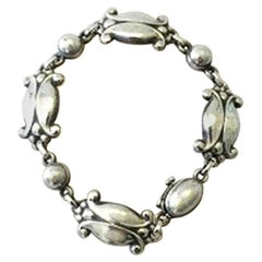 Georg Jensen Sterling Silver Bracelet No 11