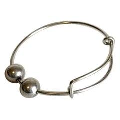 Bent Knudsen Sterling Silver Bracelet